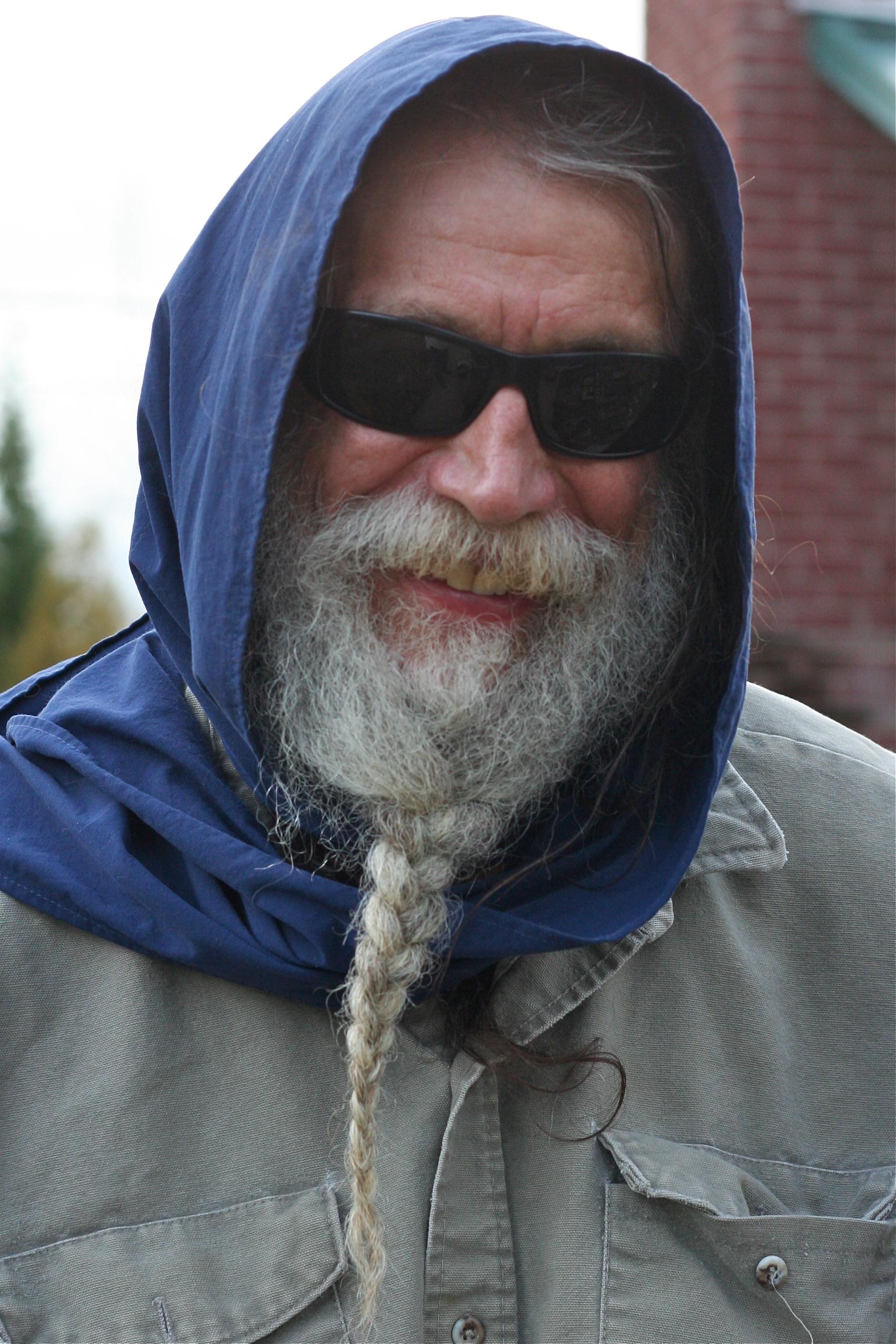 Jim Robinson, of Phocas Farms