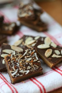 Smoky Spruce Buttercrunch